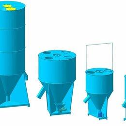 Товары для сельскохозяйственных животных - Кормосмеситель, смеситель шнековый, смеситель кормов, 0