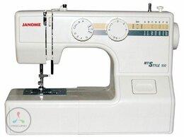 Швейные машины - Швейная машина Janome My Style 100, 0