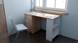 Компьютерные и письменные столы - Стол письменный Скейт 2 , 0