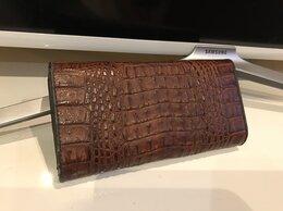 Кошельки - В вашу коллекцию кошелёк новый из кожи крокодила, 0