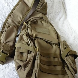 Рюкзаки - рюкзак на одно плечо, 0