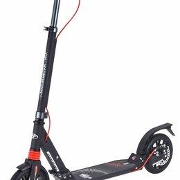 Самокаты - Самокат Tech Team City Scooter Disk Brake, 0