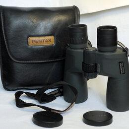Бинокли и зрительные трубы - Бинокль Pentax 20х50 PCF, 0