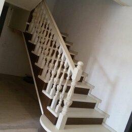 Лестницы и элементы лестниц - Лестница на второй этаж на заказ , 0