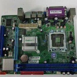 Материнские платы - Материнская плата Esonic G31CEL2 LGA775 DDR2, 0