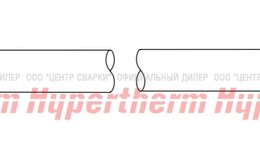 Плазменная резка - 024204 Hypertherm Шланг в сборе: Кислород, 15 фт…, 0