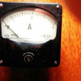 Измерительные инструменты и приборы - Амперметр, 0