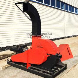 Производственно-техническое оборудование - Рубительная машина ЩРМ-10 измельчитель дерева,…, 0