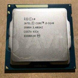 Процессоры (CPU) - Процессор i3-3240 .Scoket 1155, 0