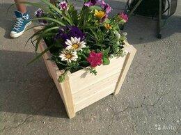 Садовые фигуры и цветочницы - Кашпо, 0
