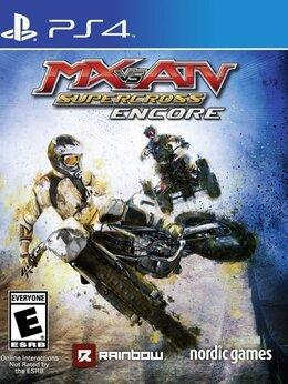 Игры для приставок и ПК - Видеоигра MX vs ATV: Supercross Encore Edition…, 0