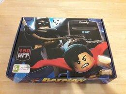 Ретро консоли - Игровые ретро консоли Sega 16 Bit Dendy 8 bit, 0