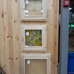 Окна - Рамы (стеклопакет) для бань и саун, 0