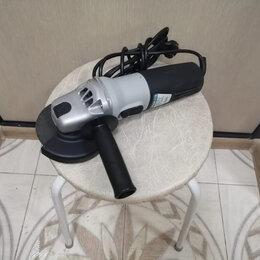 Шлифовальные машины - Ушм (болгарка) Интерскол ушм-115, 0