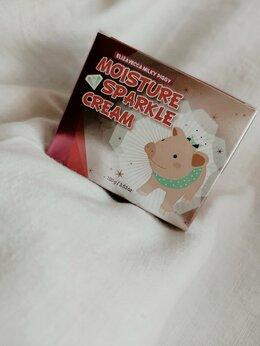 Увлажнение и питание - Крем для лица Elizavecca milky piggy moisture…, 0
