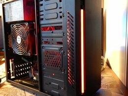 Настольные компьютеры - Новый Игровой ПК+Вин+Офис+гарантия, 0
