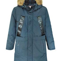 Пальто и плащи - Зимнее пальто для мальчика р-ры 140,158 см, 0