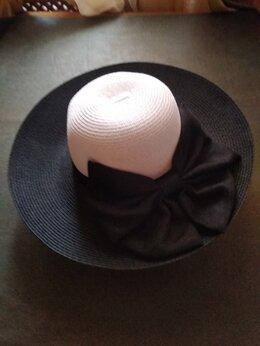 Головные уборы - Пляжная шляпа, 0