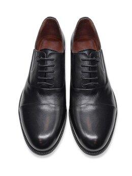 Туфли - Черные оксфорды, 0