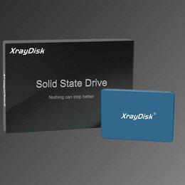 Внешние жесткие диски и SSD - SSD накопитель, 0
