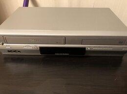DVD и Blu-ray плееры - Видеодвойка toshiba SD-37VSR VHS+DVD, 0