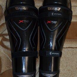 Аксессуары - Щитки хоккейные Bauer Vapor X900 Lite, 0