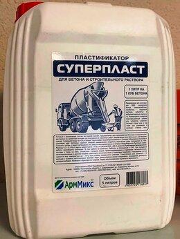 Пропитки - Пластификатор для бетона Суперпласт 10 л., 0