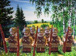Конструкторы - Lego русский солдат, 0