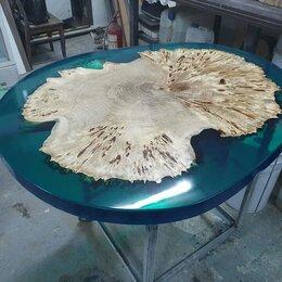 Столы и столики - Стол из дерева лофт, 0