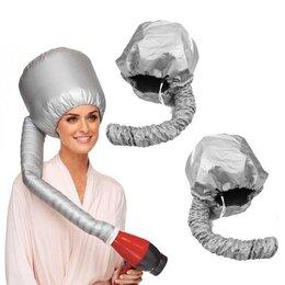 Фены и фен-щётки - Шапочка-насадка на фен Hair Drying Cap , 0