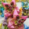 Бантики для волос «Бабочки» по цене 200₽ - Украшения для девочек, фото 3