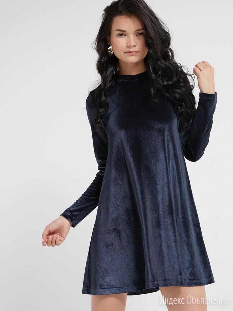 Бархатное платье Only с открытой спиной по цене 650₽ - Платья, фото 0