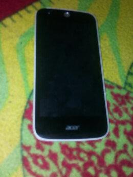 Мобильные телефоны - Смартфон Acer Liquid Z330 белый стильный, 0