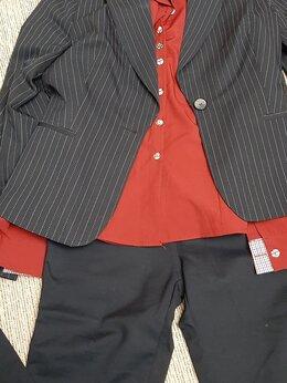 Костюмы - Пиджак, брюки, юбка и блузки, 0