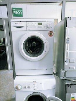 Стиральные машины - BOSCH узкая стиральная машинка с гарантией!, 0