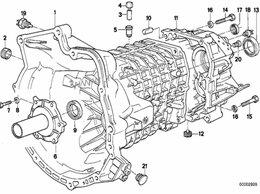 Трансмиссия  - 2600105090 Getrag 260 МКПП, 0
