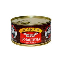 Продукты - Говядина тушеная 325 г, 0