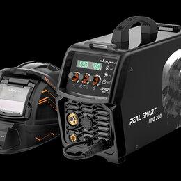 Сварочные аппараты - Сварочный полуавтомат Сварог  REAL SMART MIG 200 BLACK (N2A5), 0
