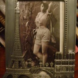 Фоторамки - Рамка для фото Париж Zara Home винтаж, 0