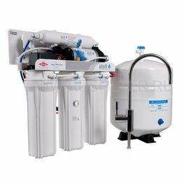 Фильтры для воды и комплектующие - Система обратного осмоса Атолл А-550p STD с помпой, 0