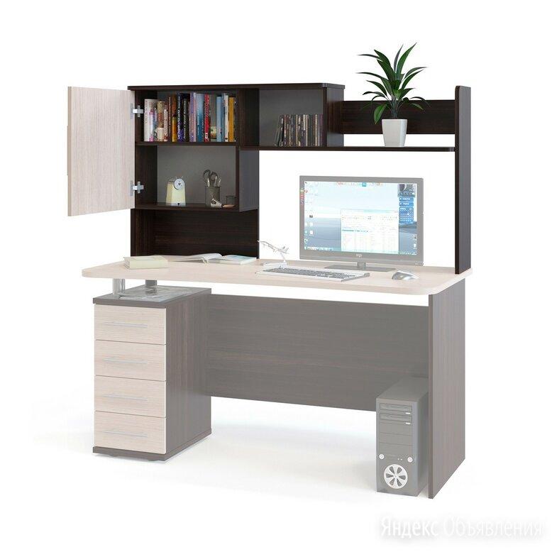 Надстройка КН-14 для компьютерных столов КСТ-104.1, КСТ-105.1 по цене 5490₽ - Кровати, фото 0