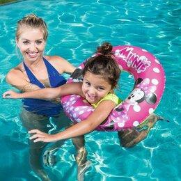 Аксессуары для плавания - Круг для плавания «Малыш Маус» от 3-6 лет Bestway, 0