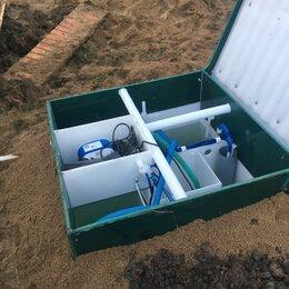 Септики - Монтаж септиков при высоком уровне грунтовых вод, 0