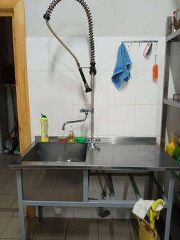 Кухонные мойки - Мойка из нержавеющей стали в комплекте со…, 0