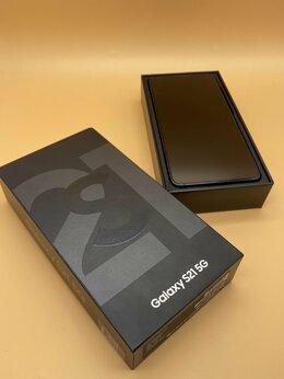 Мобильные телефоны - Samsung Galaxy S 21 5g 128гб Б/у, 0