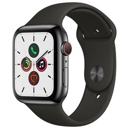 Умные часы и браслеты - Умные фитнес-часы Smart Watch X7 чёрный, 0