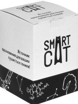 Для проблемной кожи - Набор паучей Smart Cat Ассорти вкусов в нежном соу, 0