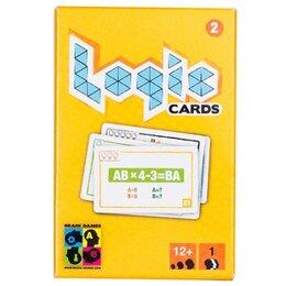 Дидактические карточки - Логические карточки 2: Желтые (Logic Cards 2), 0