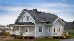 Готовые строения - Строительство домов и коттеджей, 0
