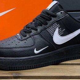 Кроссовки и кеды - Nike Air Force black, 0